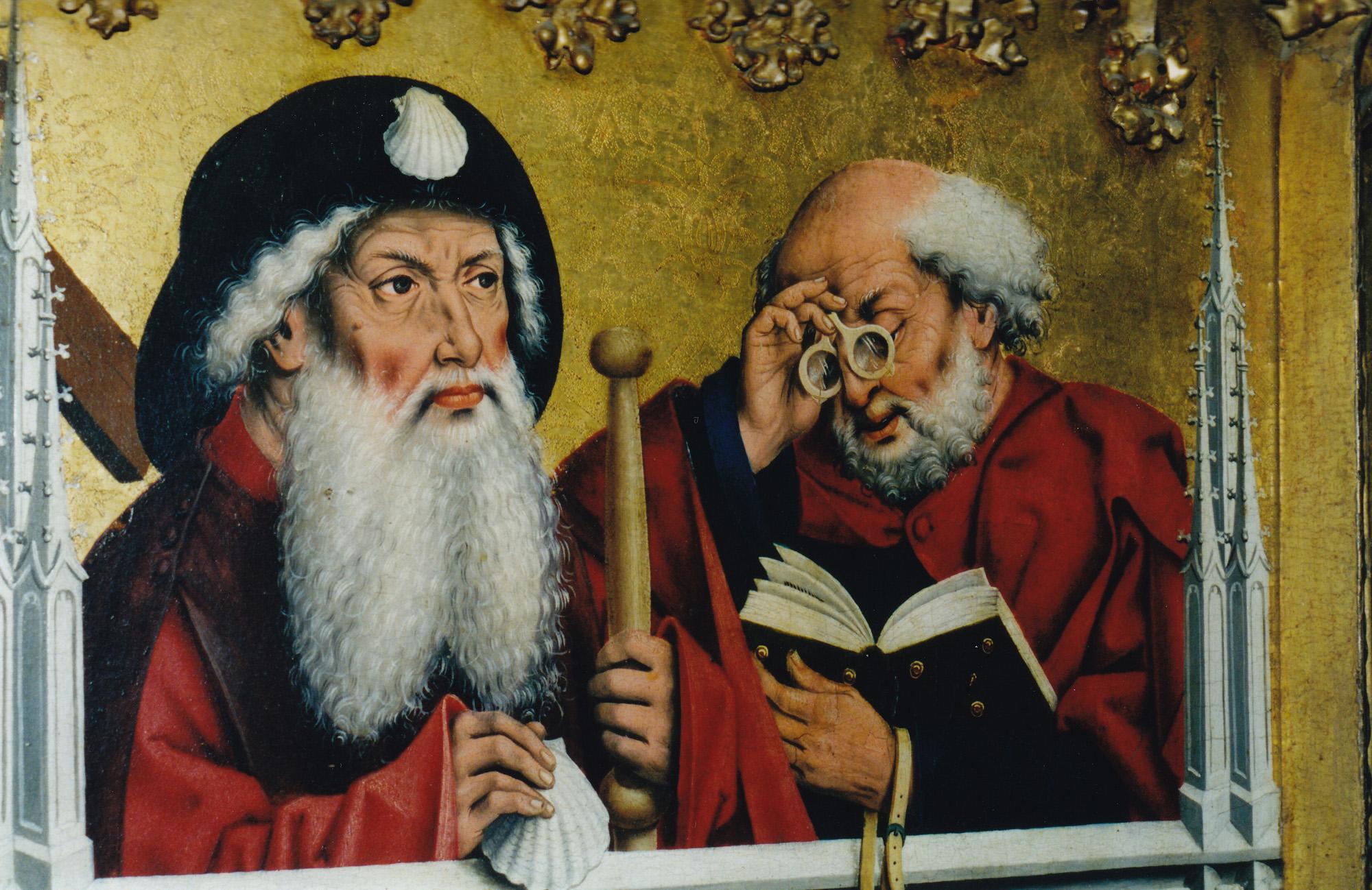 1466 St. Jakob - Petrus