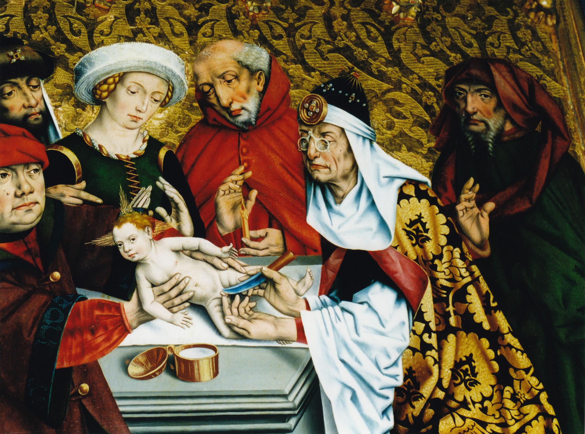 Rothenburg Beschneidung Christi 1