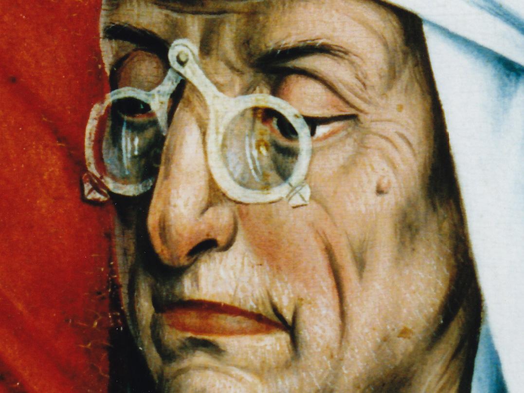 Rothenburg Beschneidung Christi Nietbrille