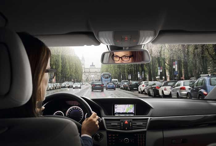 Die richtige Brille beim Autofahren © Carl Zeiss