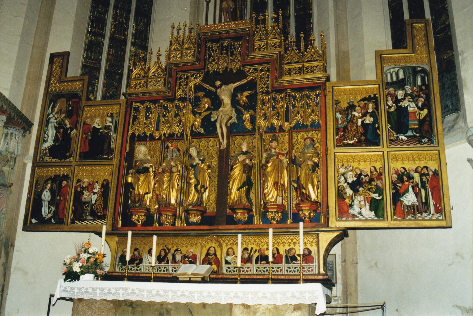 1466 St. Jakob Zwölfbotenalta