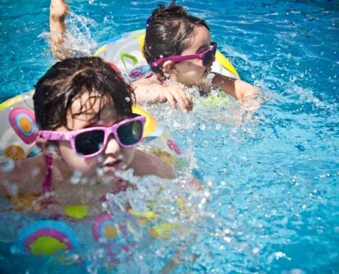 Kindersonnenbrillen