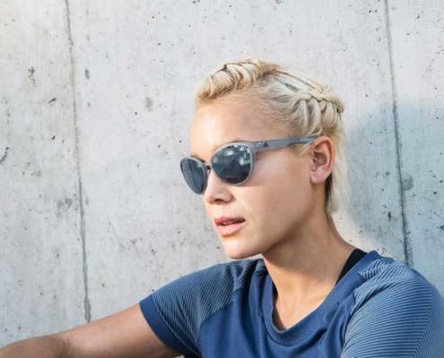 Sportbrillen müssen immer mehr Leistung bringen