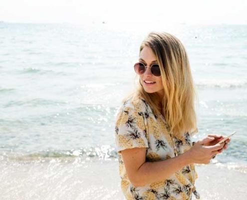 wie Sie Ihren Augen den Urlaubsstress ersparen