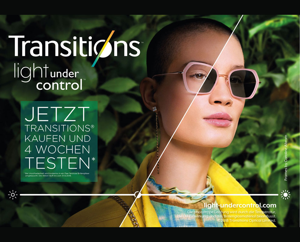 Transitions light Aktion