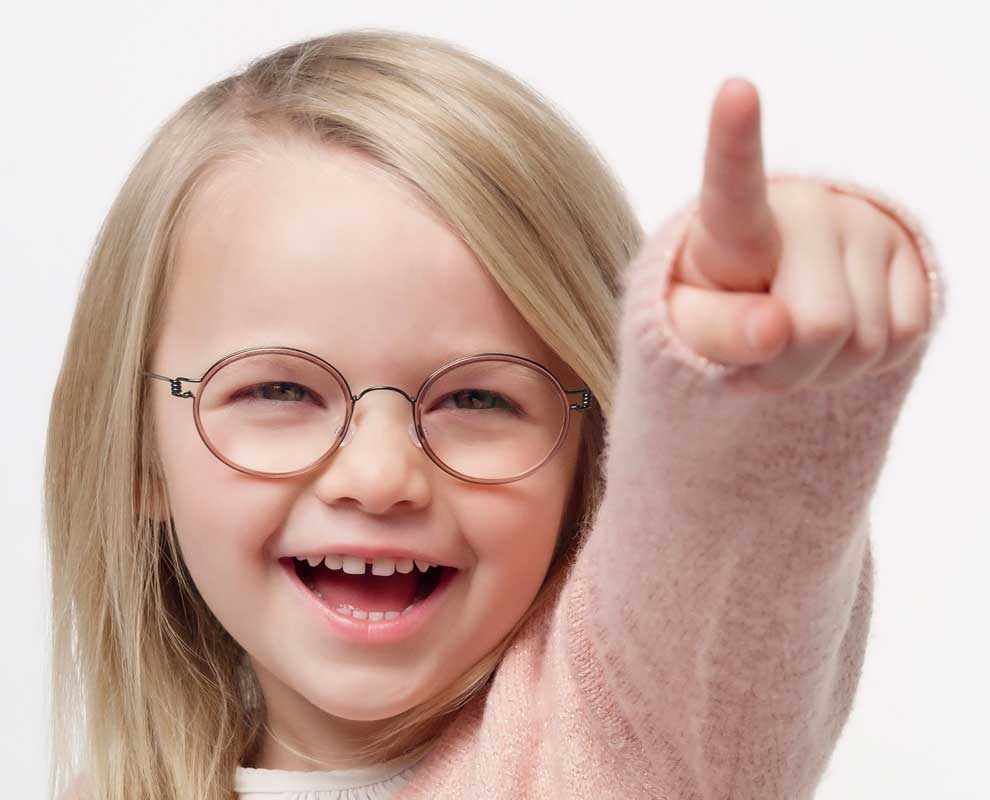 Kurzsichtigkeit nimmt bei Kinder zu