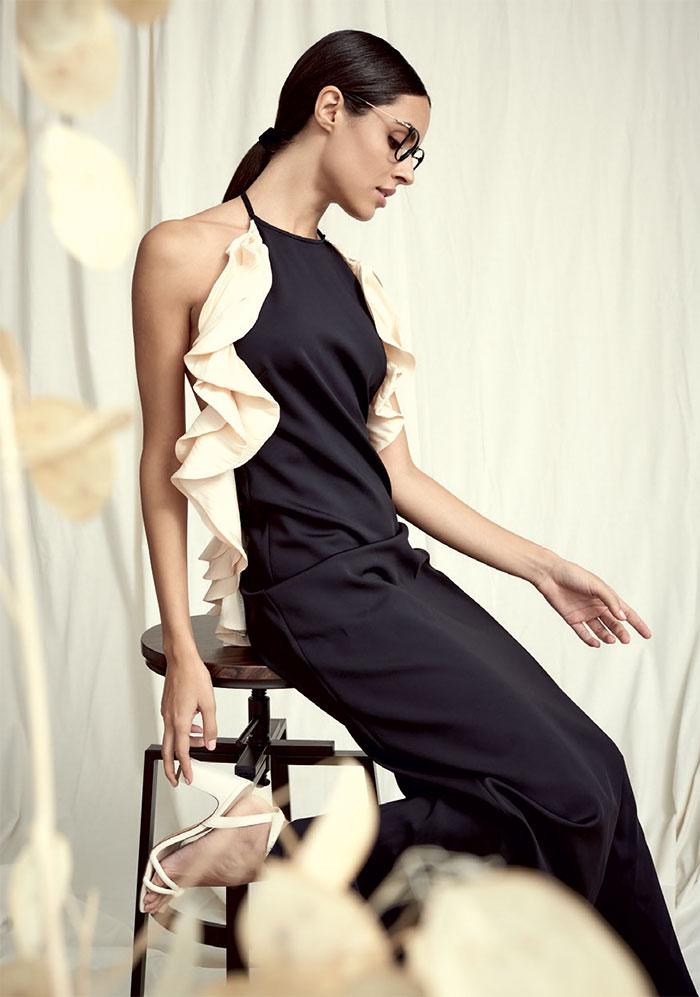 Brillenmode von Frauen für Frauen inspiriert durch das Schaffen renommierter Modedesigner, Stylisten und Visagisten
